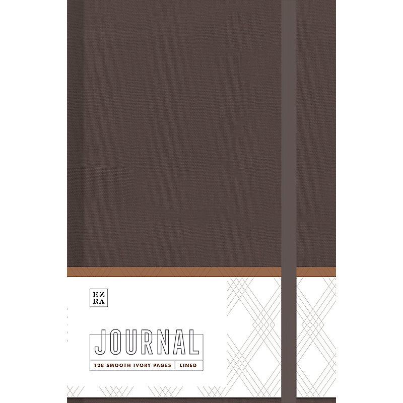 Ezra Journal, Charcoal Cloth