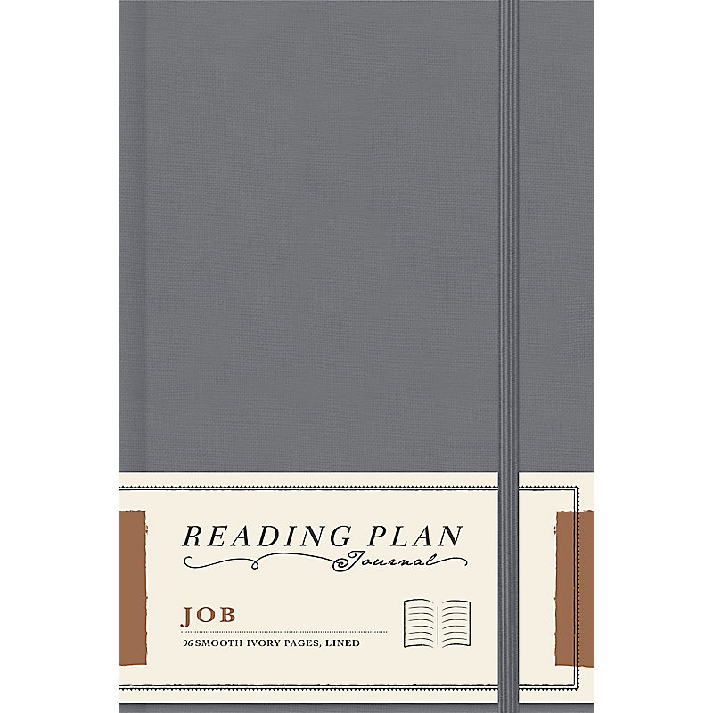 Job, Reading Plan Journal