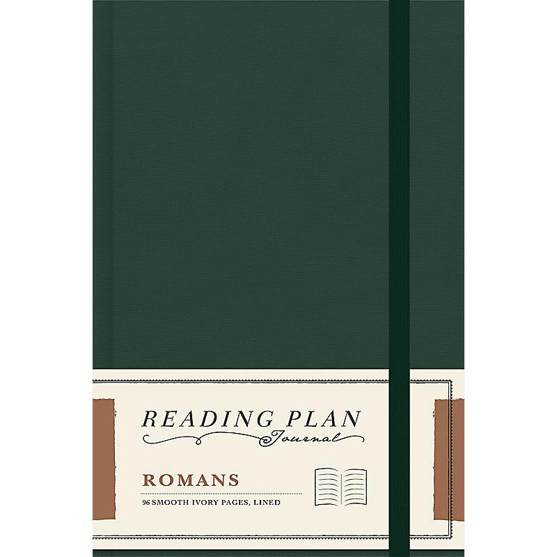 Romans, Reading Plan Journal