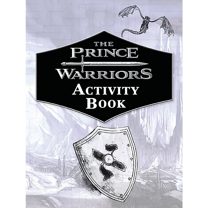 The Prince Warriors Activity Book
