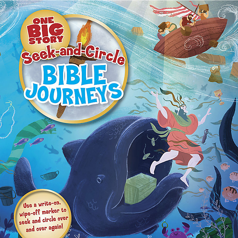 Seek-and-Circle Bible Journeys