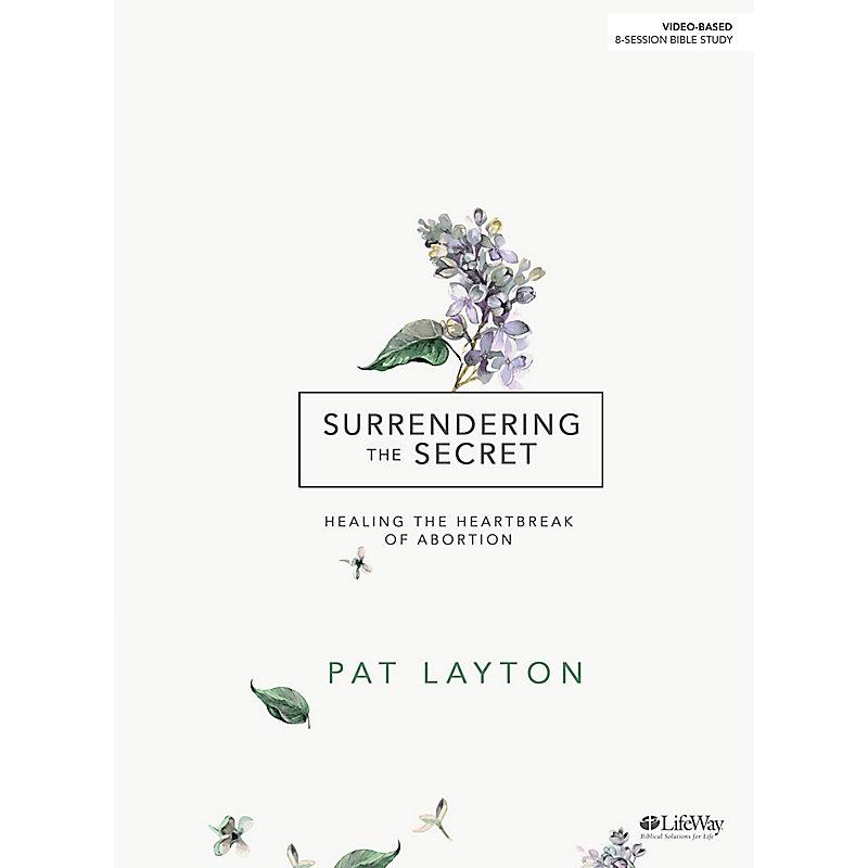 Surrendering the Secret - Bible Study eBook