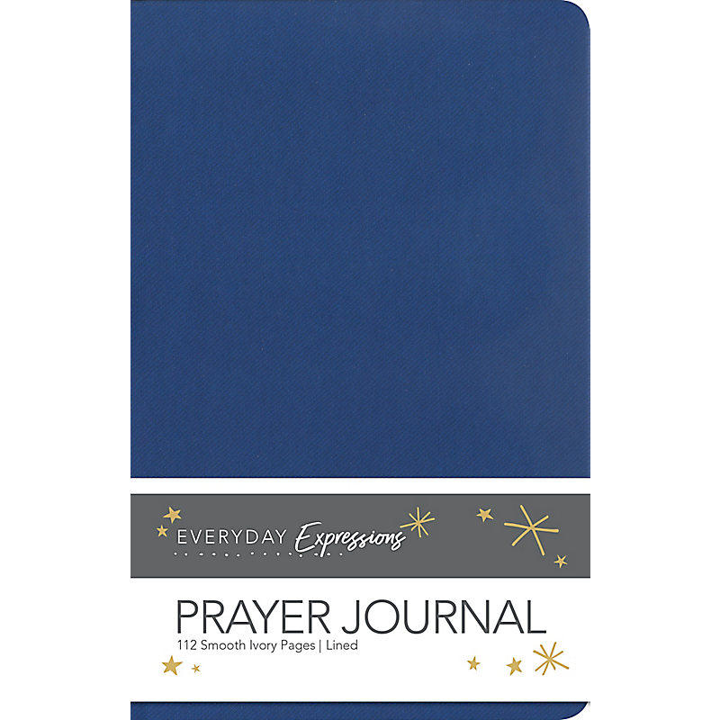 Boy's Prayer Journal