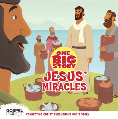 Jesus' Miracles, One Big Story