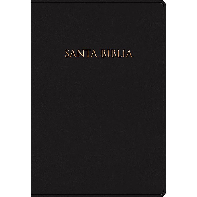 NVI Biblia para Regalos y Premios, negro tapa dura
