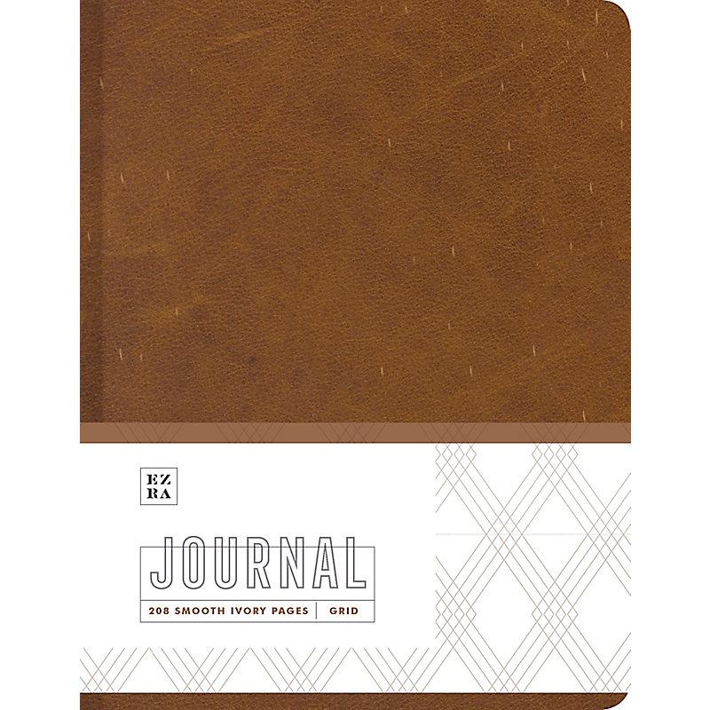 Ezra Tan Leather Journal