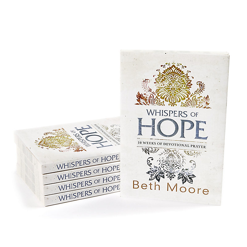 TBN EXCLUSIVE OFFER: BUY 5 WHISPERS OF HOPE FOR $25
