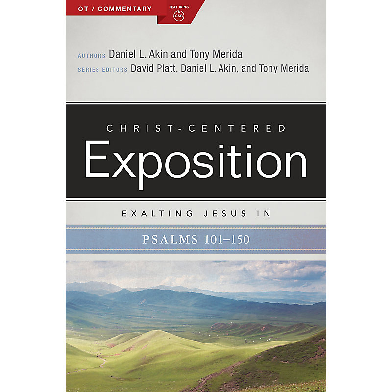 Exalting Jesus in Psalms 101-150