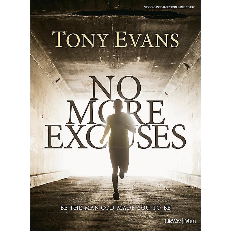 No More Excuses - Bible Study eBook