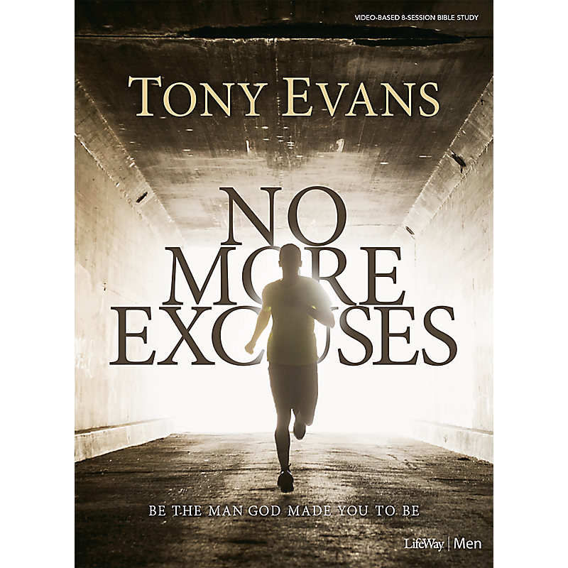 No More Excuses - Bible Study Enhanced eBook