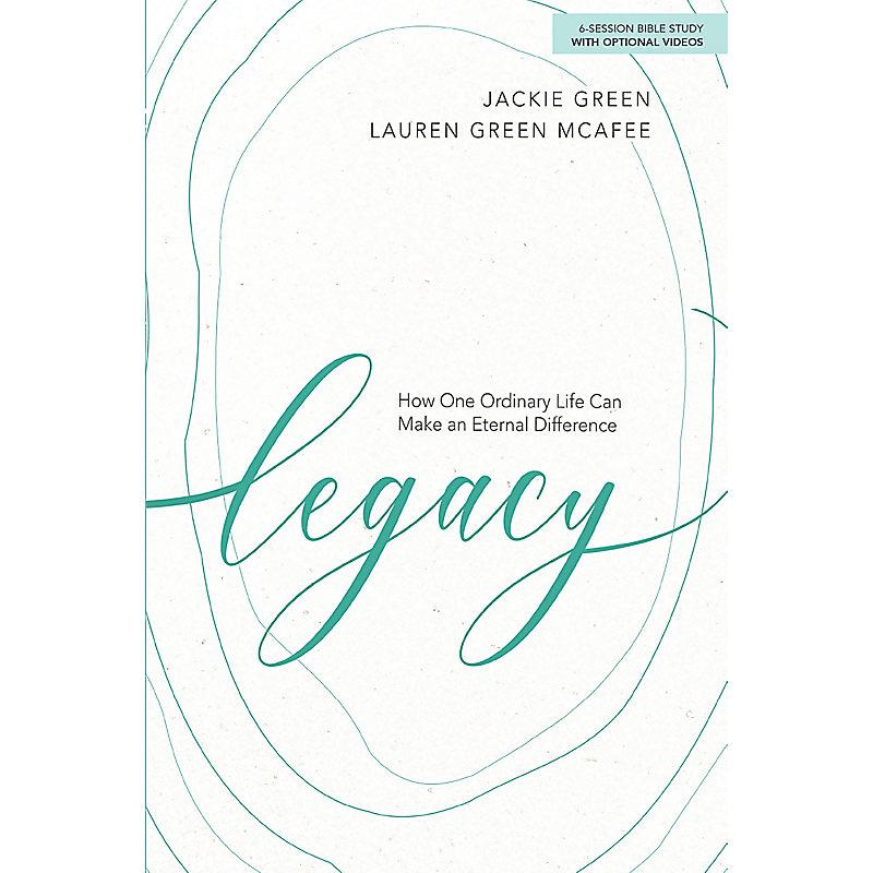 Legacy - Bible Study eBook
