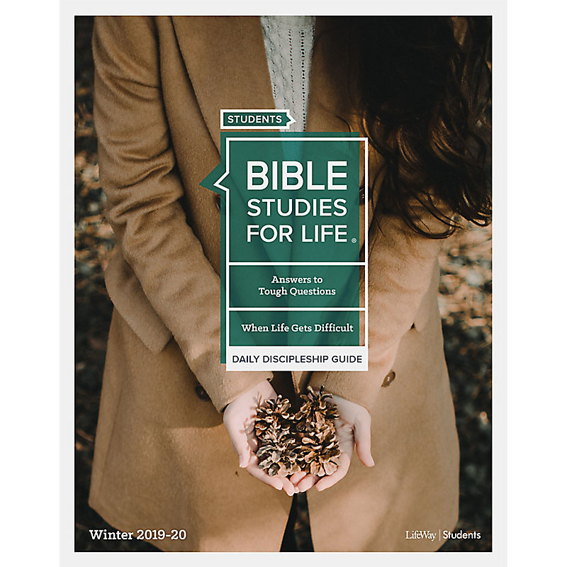 Bible Studies For Life: Student Daily Discipleship Guide CSB Winter 2020 e-book
