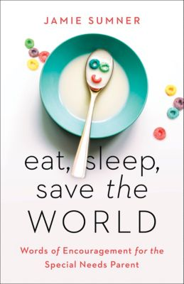 Eat, Sleep, Save the World book