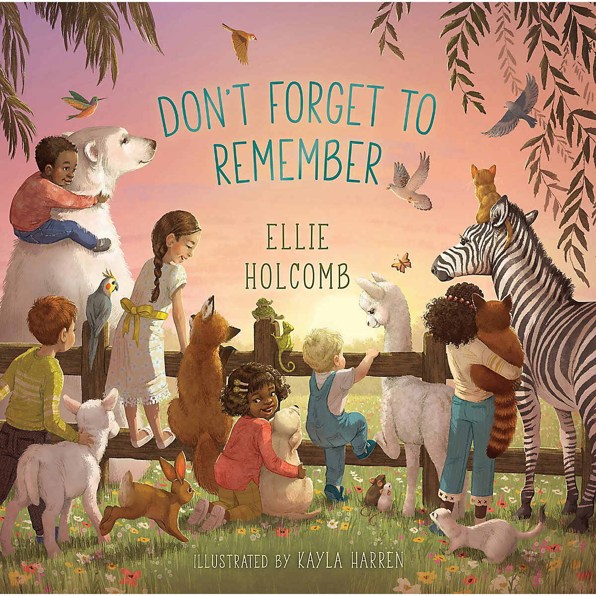 Don't Forget to Remember book by Ellie Holcomb