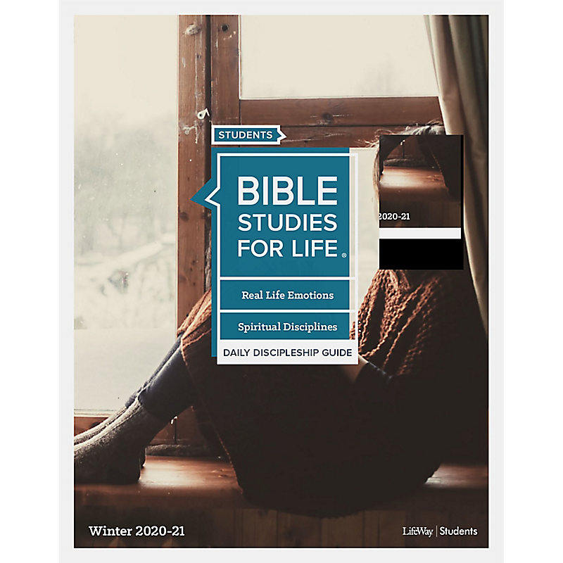 Bible Studies for Life: Students - Daily Discipleship Guide - ePub - Winter 2020-21 - CSB