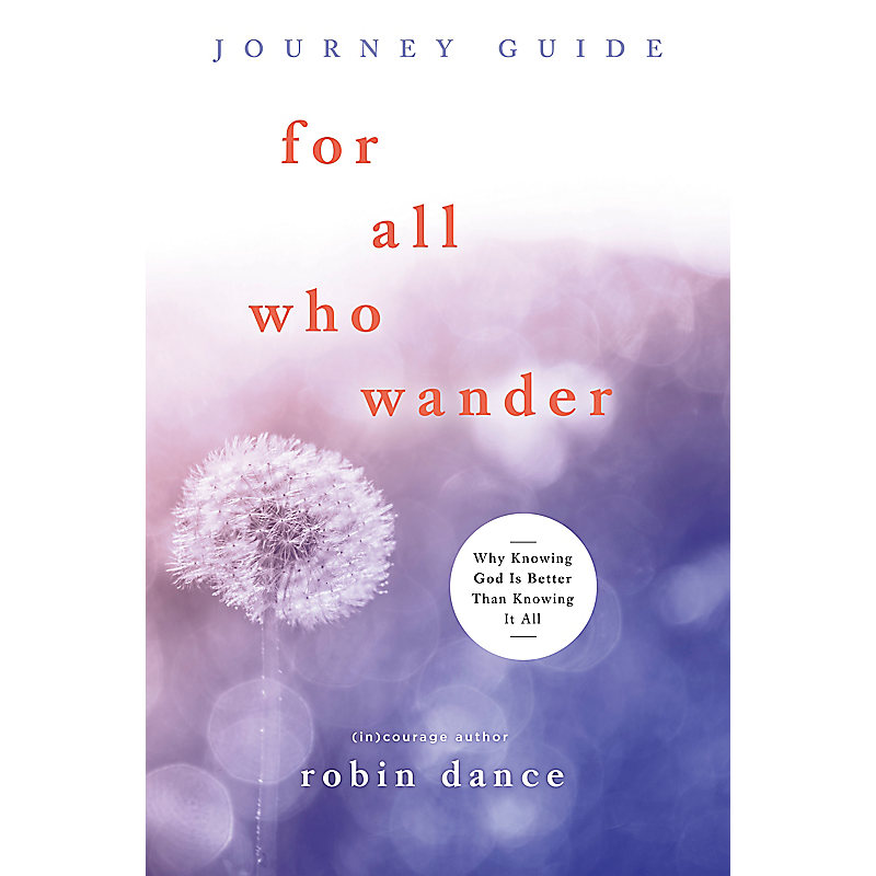 For All Who Wander Journey Guide