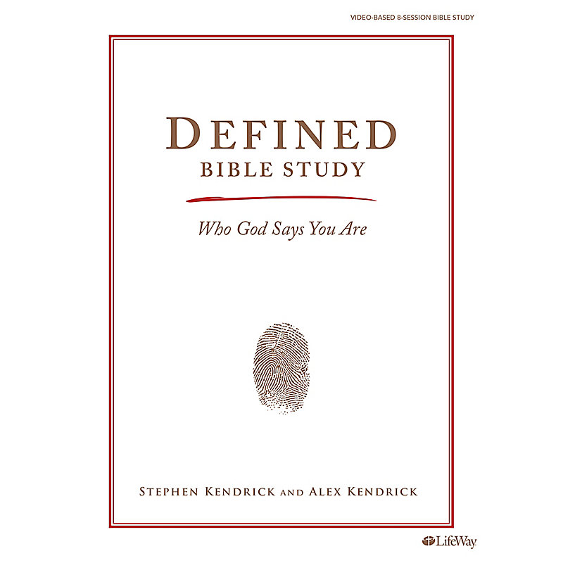 Defined - Bible Study eBook