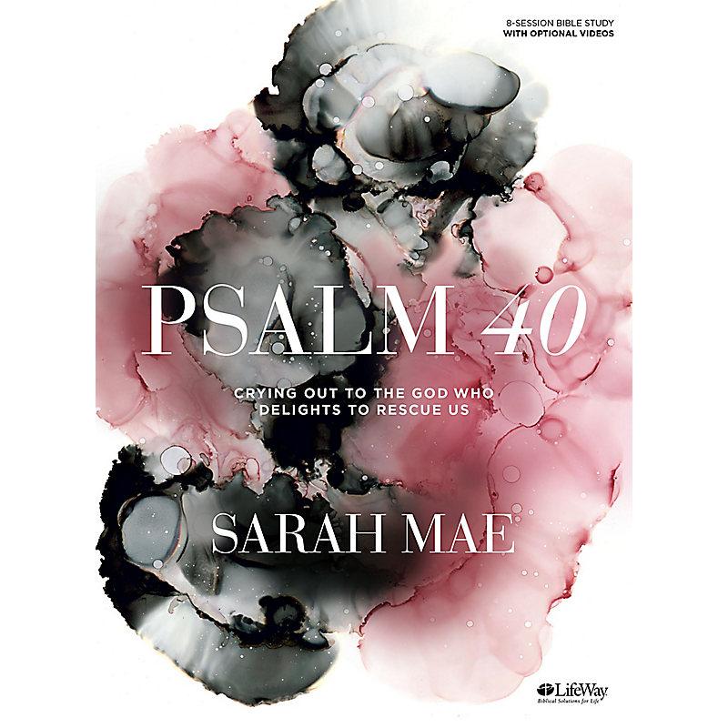 Psalm 40 - Bible Study eBook