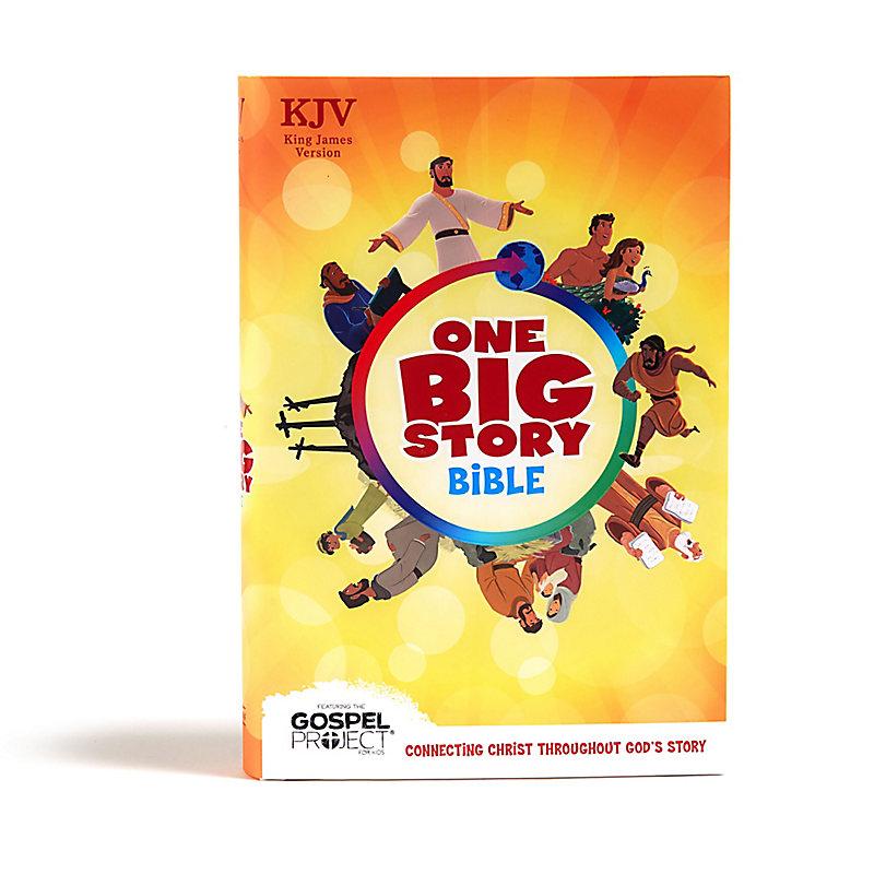 KJV One Big Story Bible, Hardcover