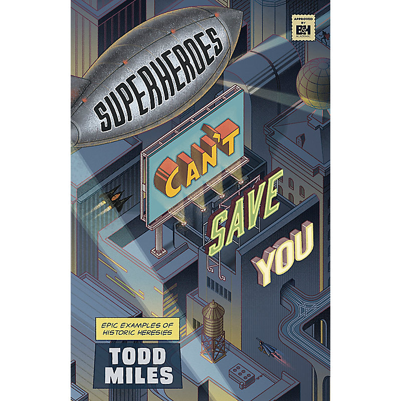 Superheroes Can't Save You
