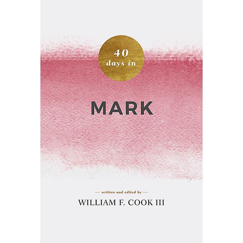 40 Days in Mark