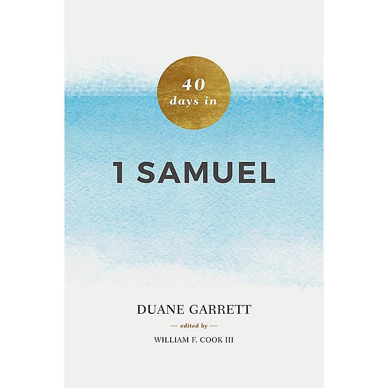 40 Days in 1 Samuel