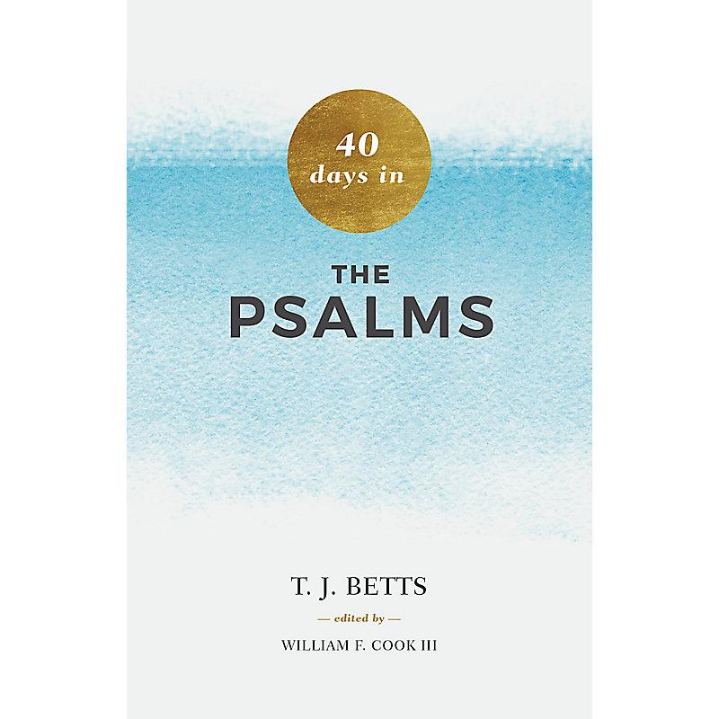 40 Days in Psalms