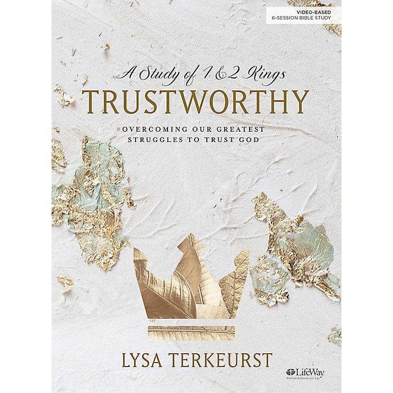 Trustworthy - Bible Study eBook