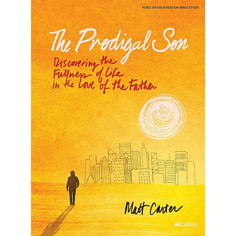 The Prodigal Son - Bible Study eBook