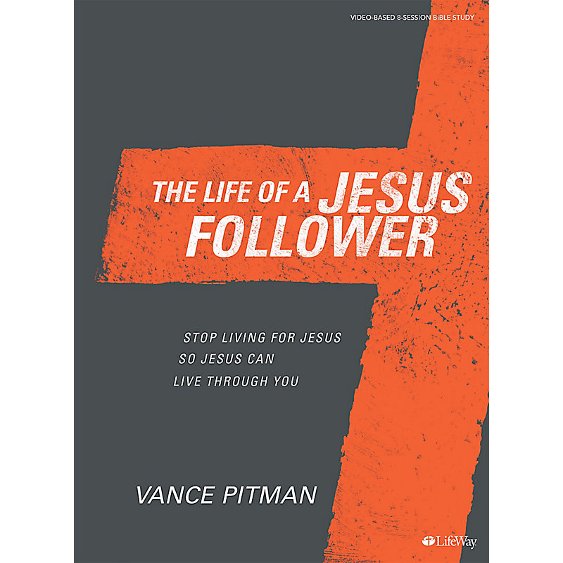 The Life of a Jesus Follower - Bible Study eBook Enhanced