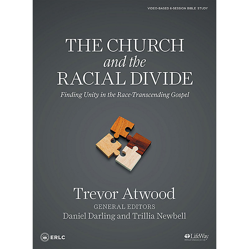 The Church and the Racial Divide- Bible Study eBook