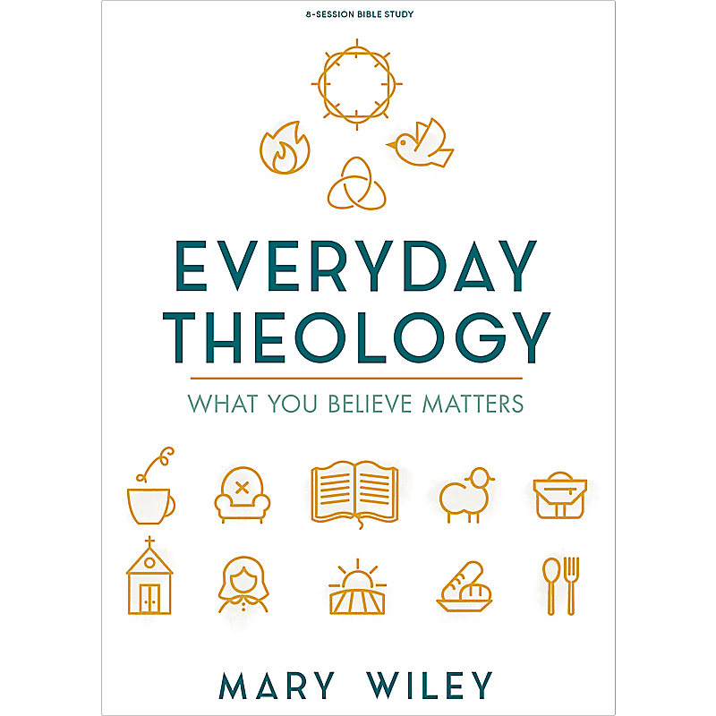Everyday Theology - Bible Study eBook