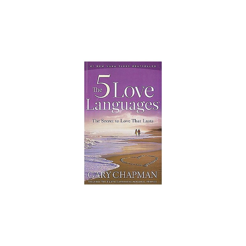The 5 Love Languages (Large Print)