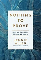 Nothing to Prove book cover