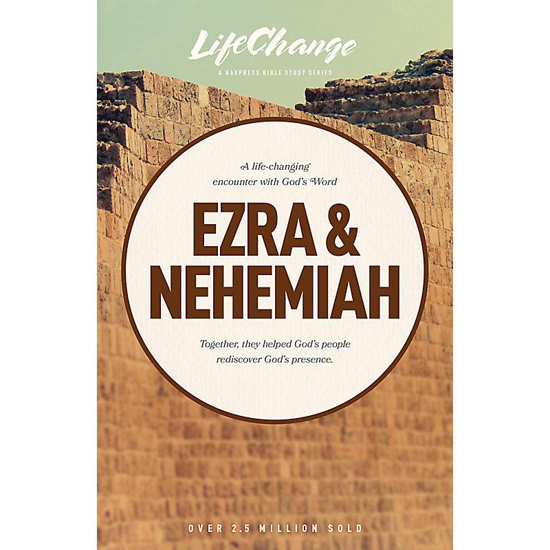 Lifechange Series Ezra & Nehemiah