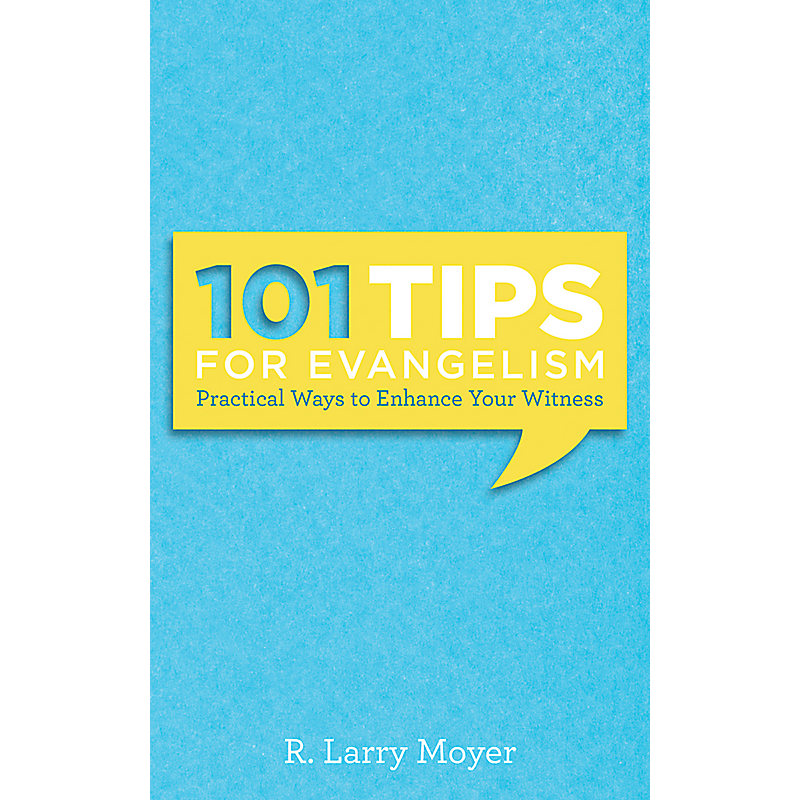 101 Tips for Evangelism