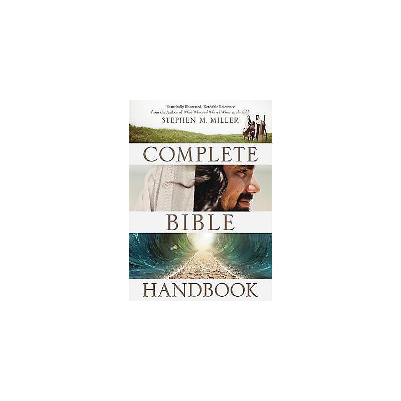 The Complete Bible Handbook Lifeway