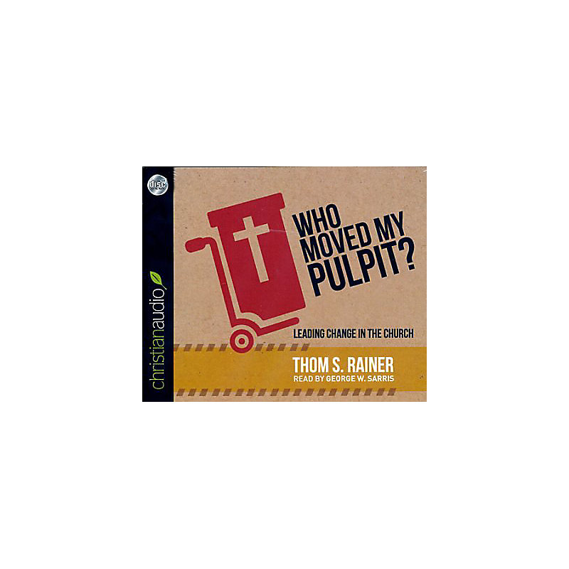 Who Moved My Pulpit? CD