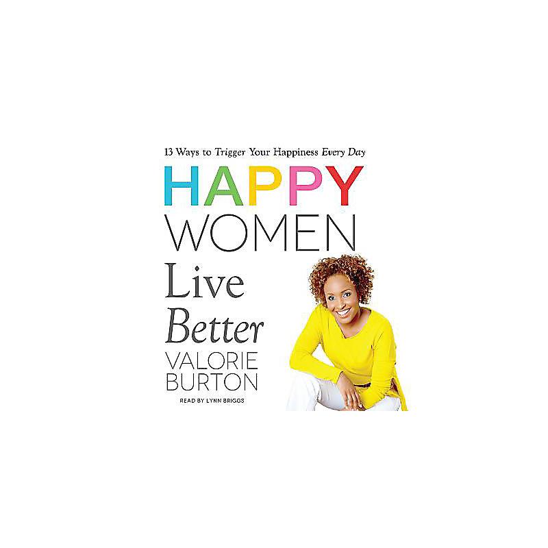 Happy Women Live Better CD