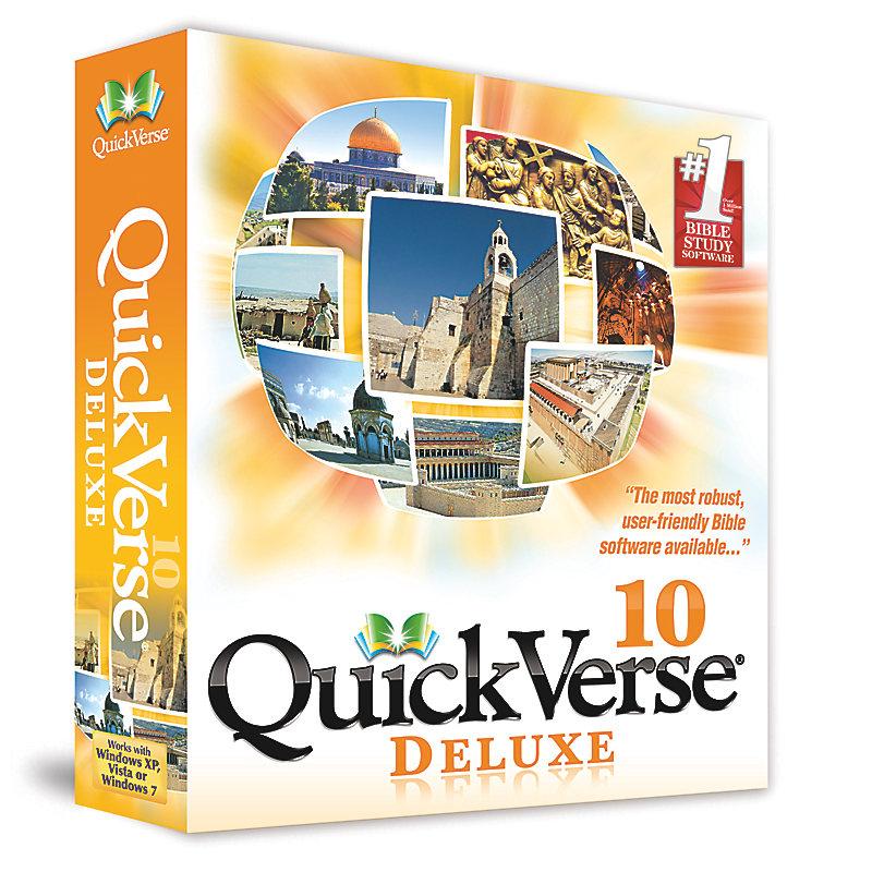 QuickVerse 10 Deluxe