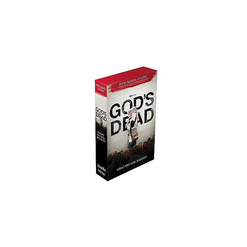 God's Not Dead Adult DVD-Based Study