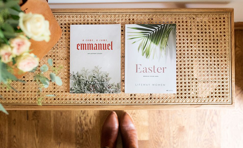 O Come, O Come Emmanuel and Easter Study