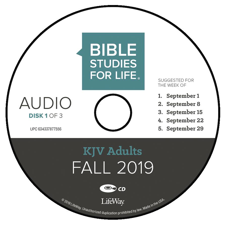 Bible Studies For Life Adults | KJV Resources | LifeWay