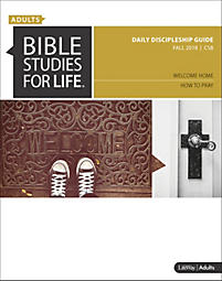 Bible Studies for Life - Daily Discipleship Guide
