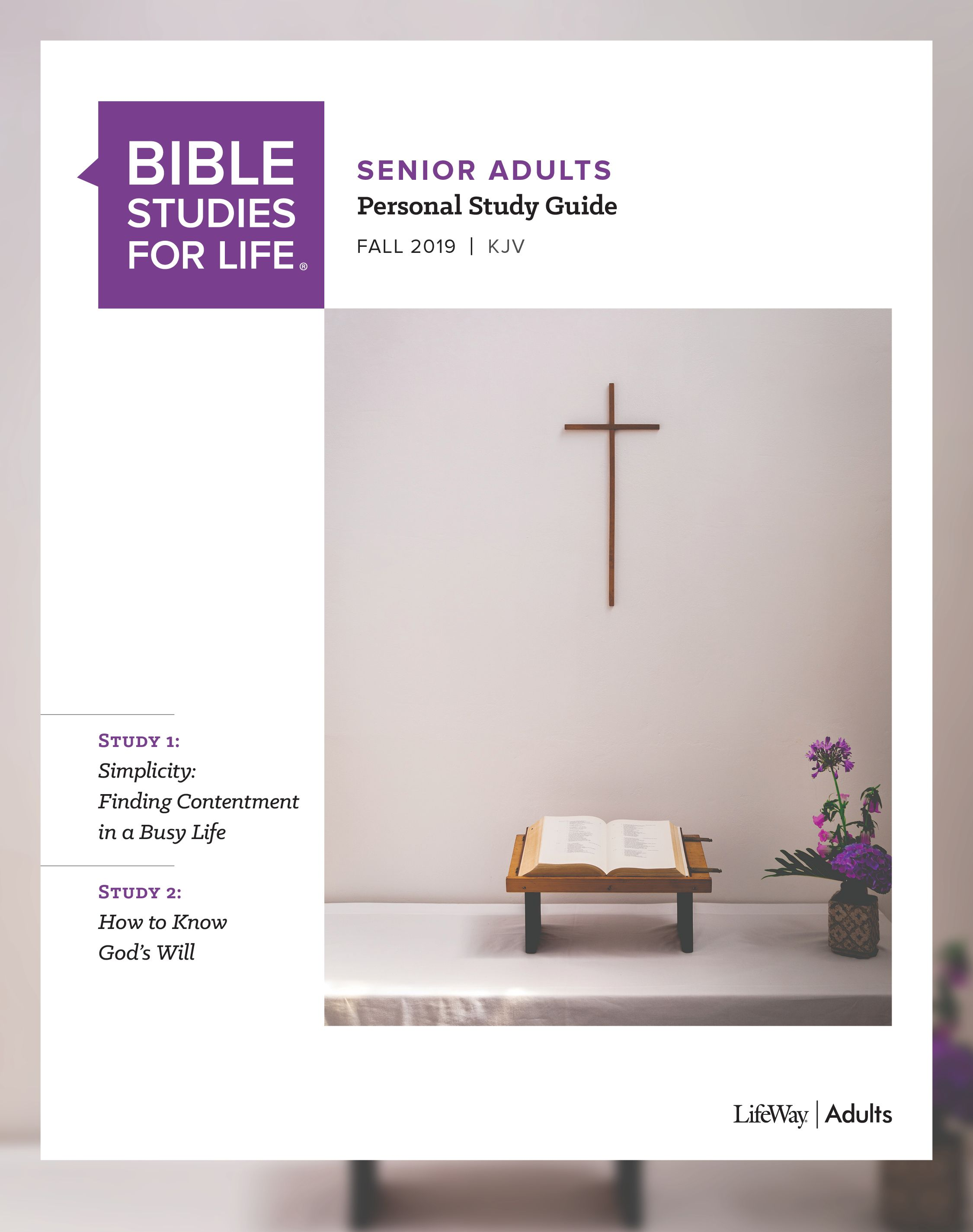 Bible Studies for Life | Adults - KJV Products - LifeWay