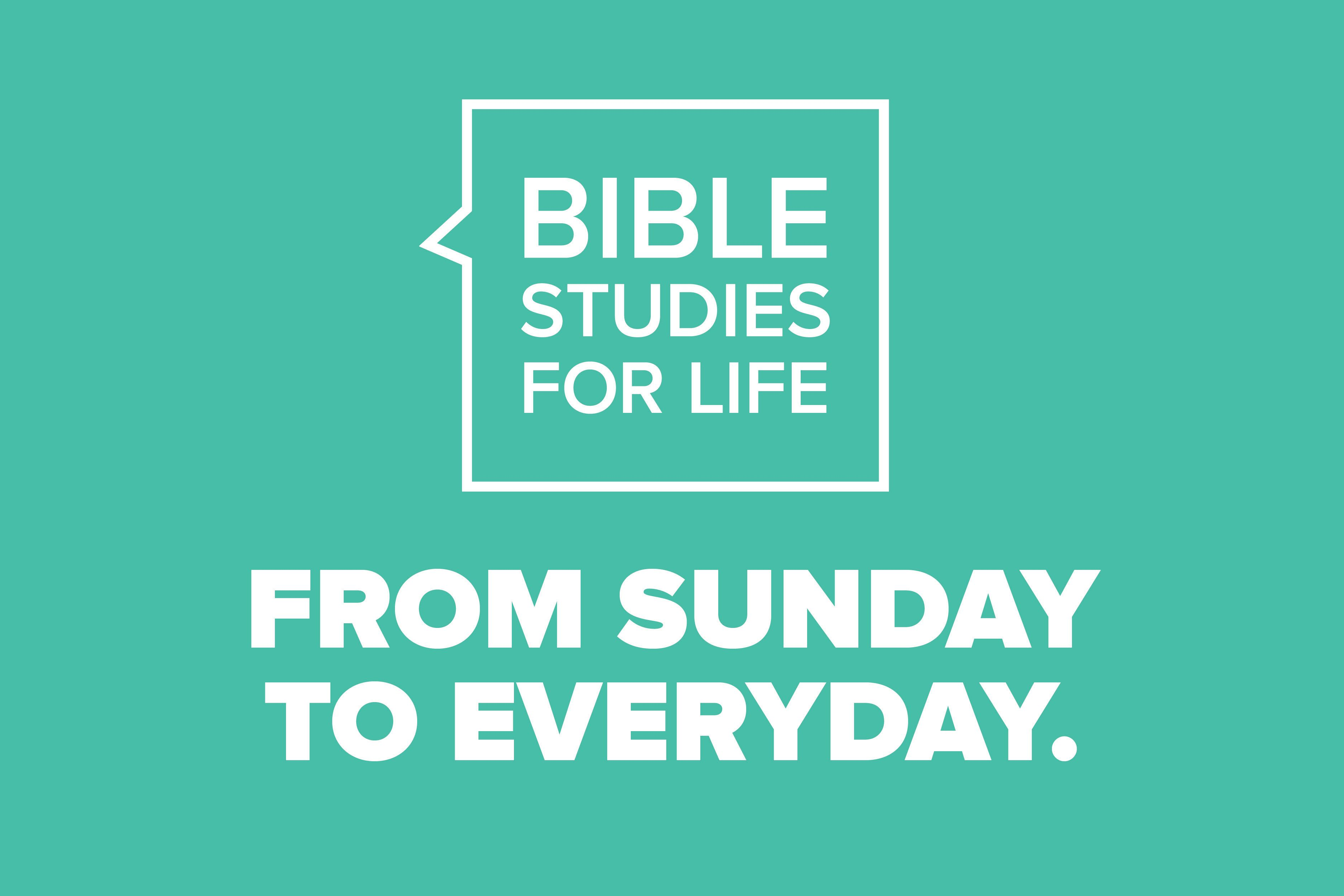 Bible Studies for Life