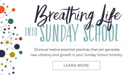 Breathing Life Into Sunday School