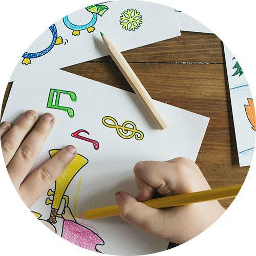 Kids activity books, fiction, coloring books, Lifeway