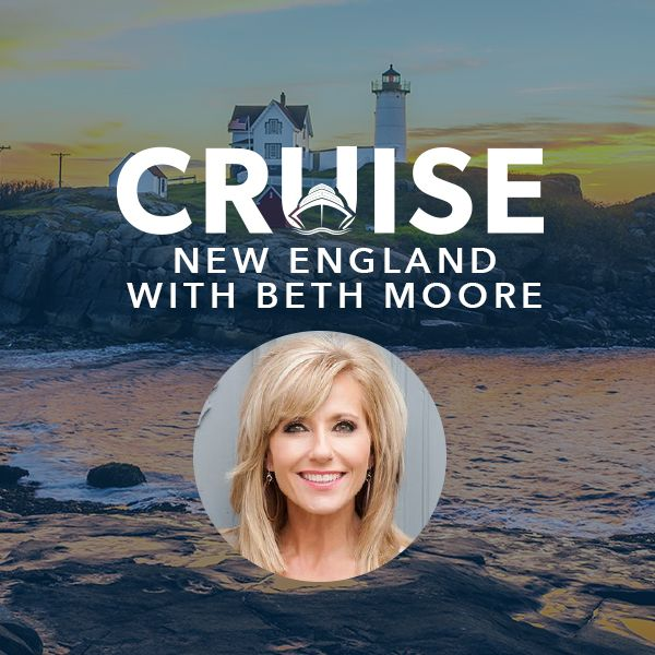 Cruise New England with Beth Moore