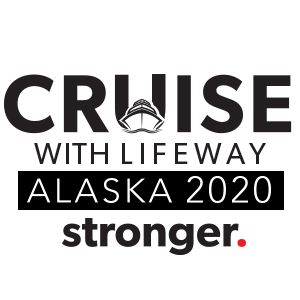 LifeWay's Stronger Cruise featuring Lisa Harper and Christine Caine